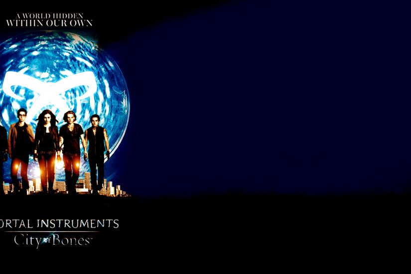 The Mortal Instruments Wallpaper by bxromance on DeviantArt