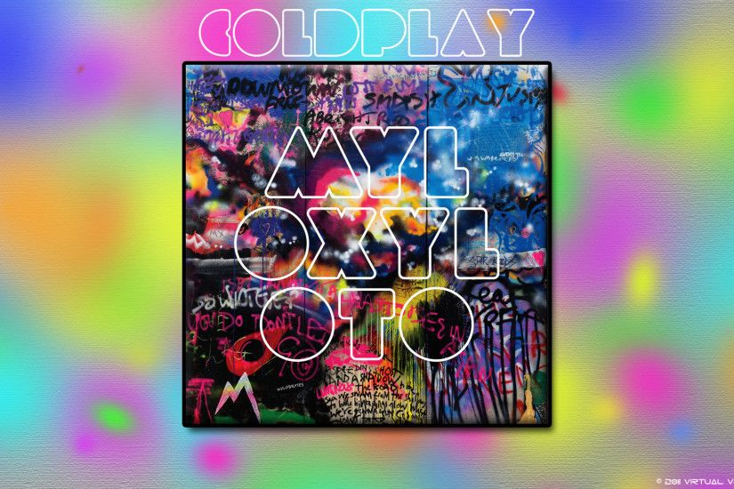 Coldplay MYLOXYLOTO by VIRV Coldplay MYLOXYLOTO by VIRV