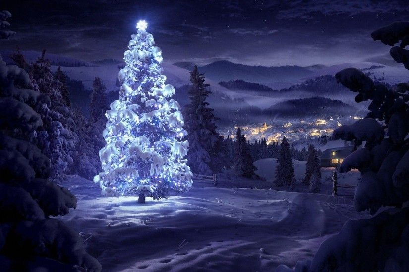 6. christmas-snow-wallpaper-HD5-600x338
