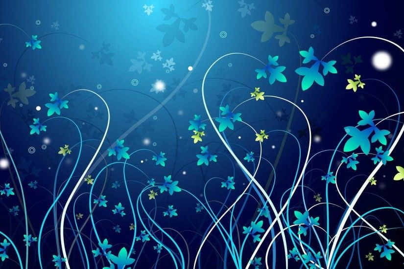Wallpapers For > Pretty Blue Background Designs