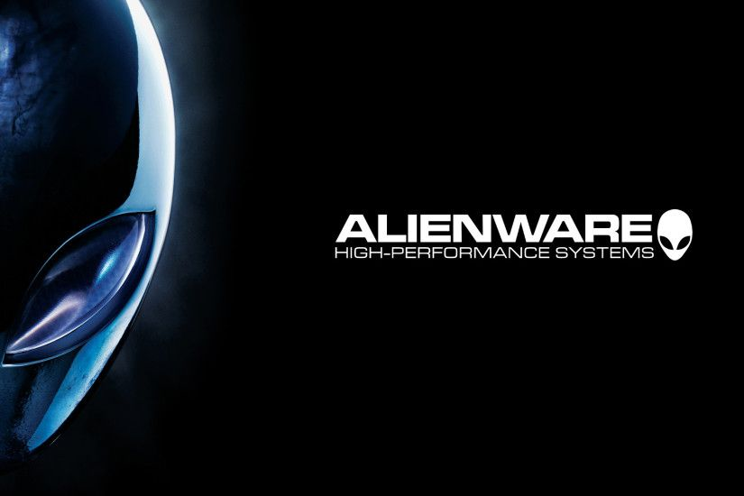 Alienware Desktop Background High Performance Systems Blue Head 1920x1200