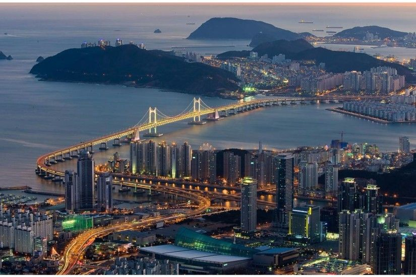 Inspirational 4K Busan South Korea Wallpaper