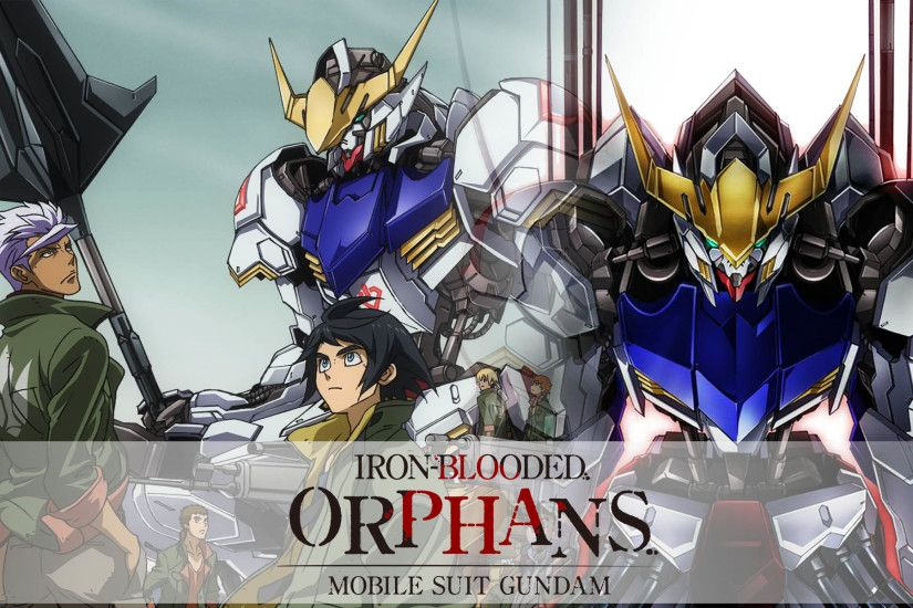 High Resolution Wallpaper | Mobile Suit Gundam: Iron-Blooded Orphans  1920x1200 px