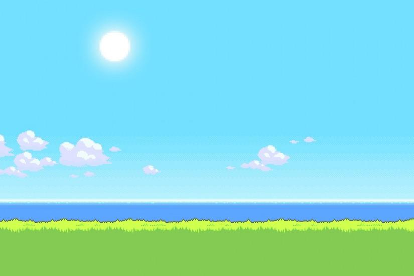 free 8 bit background 1920x1080 pictures