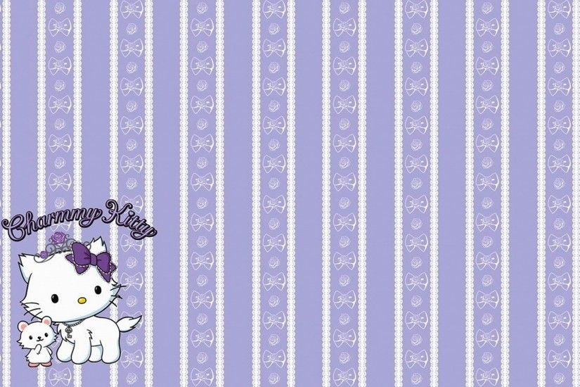 Purple Hello Kitty Wallpapers For Iphone