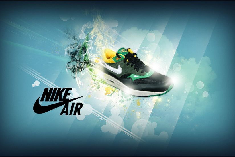 ... Nike Air Max 1 Wallpaper by Ghost-3