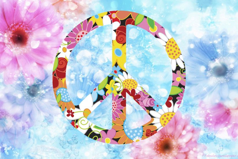 ... 44 Peace Sign Wallpaper ...