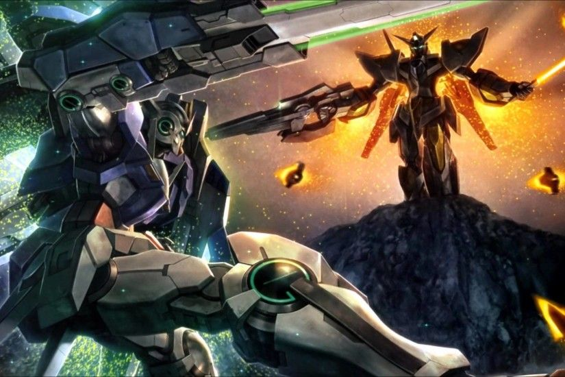 DECISIVE BATTLE - Gundam 00 OST 4 - 26 (High Quality 1080p HD) - YouTube