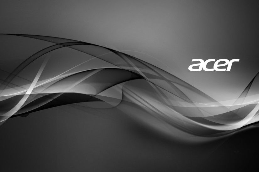 Acer Aspire black and white wallpaper 1920x1080 (1080p) - Wallpaper .