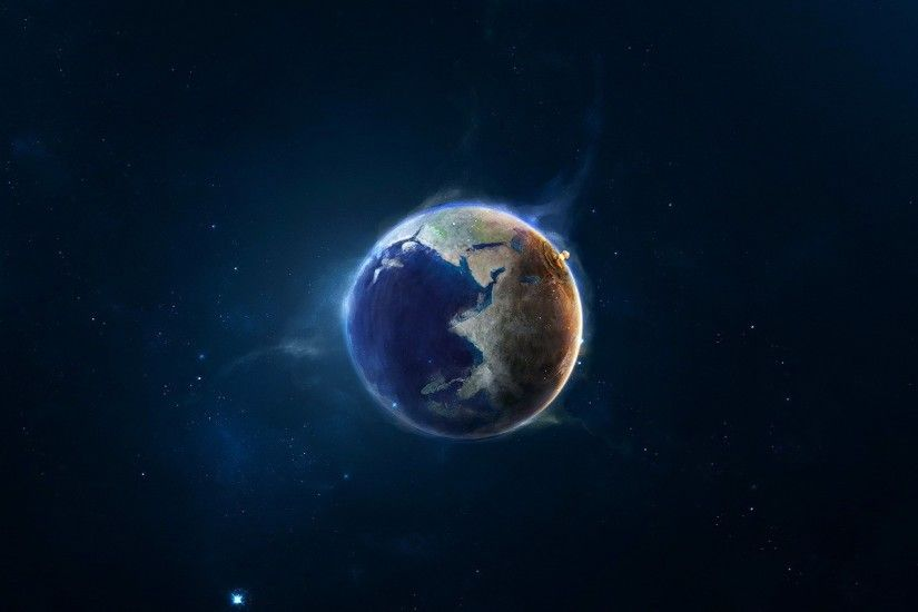 Planet Earth Desktop