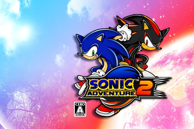 Video Game - Sonic Adventure 2 Sonic the Hedgehog Shadow Wallpaper