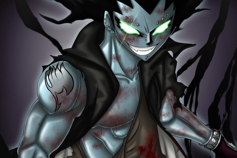 Fairy Tail, Gajeel Redfox Wallpapers HD / Desktop and Mobile Backgrounds