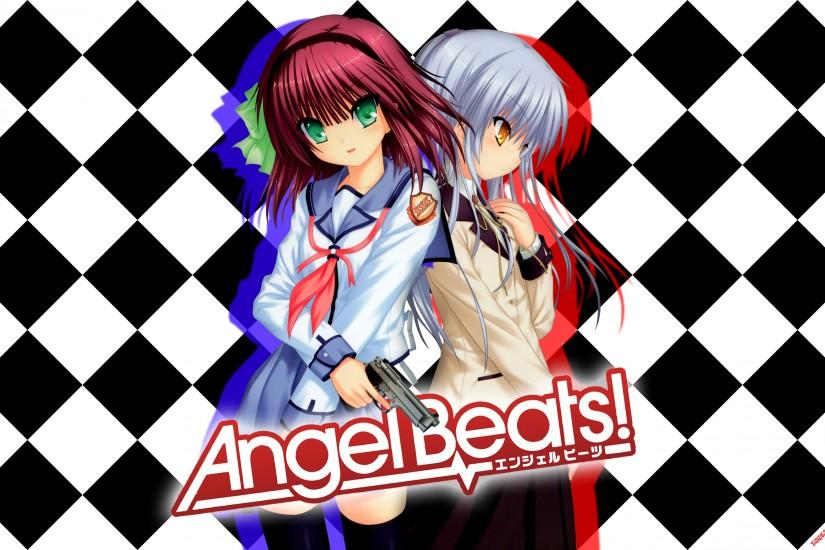 angel beats wallpaper 2560x1600 phone