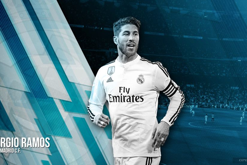 ... Sergio Ramos Real Madrid Wallpaper by tcepel