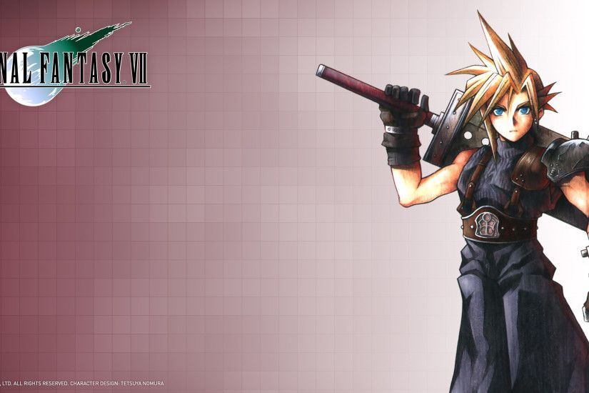 kane blog picz: Wallpaper Ffvii Crisis Core 1920×1080