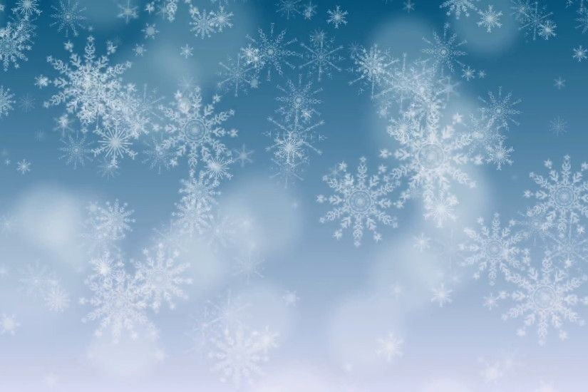 Subscription Library Snow Flakes Background 2