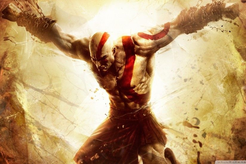 God of War Ascension HD Wide Wallpaper for 4K UHD Widescreen desktop &  smartphone