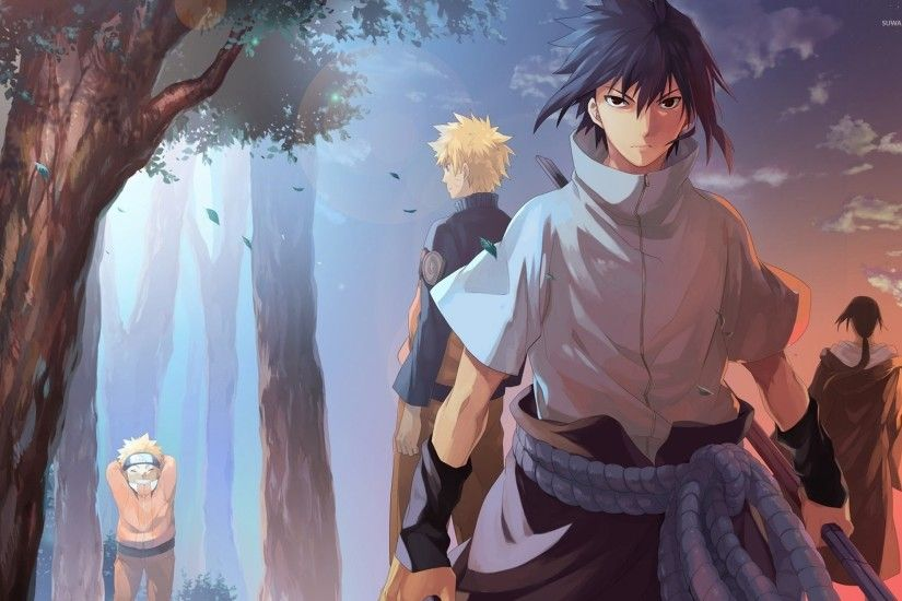 ... 605 Sasuke Uchiha HD Wallpapers | Backgrounds - Wallpaper Abyss Wallpaper  naruto ...