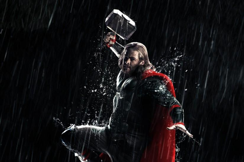 Wallpapers ⇒ Movies ⇒ Free Thor Wallpaper