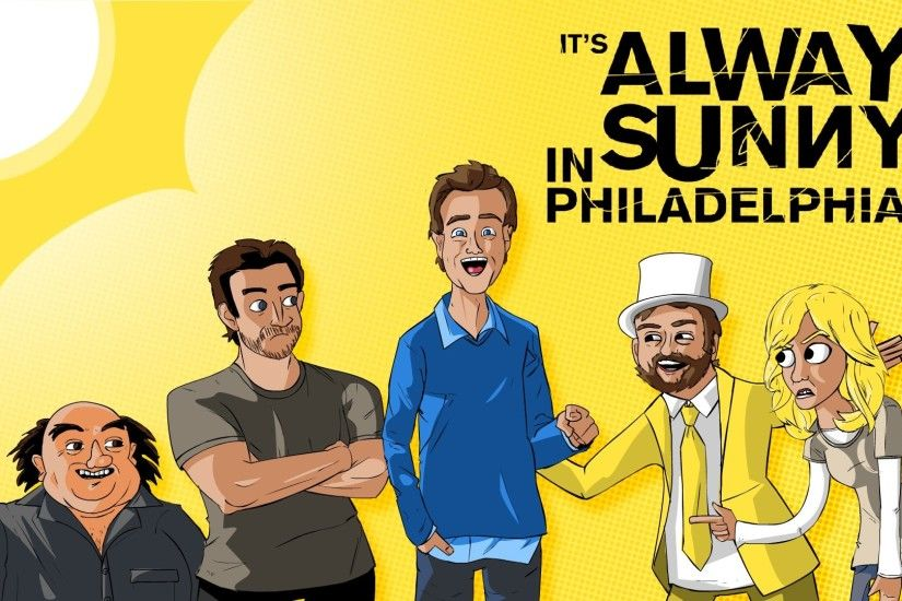 It's Always Sunny In Philadelphia HD Wallpaper | Background Image |  1920x1080 | ID:679569 - Wallpaper Abyss
