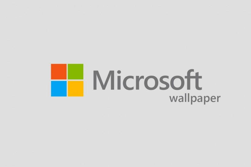 New Logo Microsoft - Wallpaper by CryDagon on DeviantArt