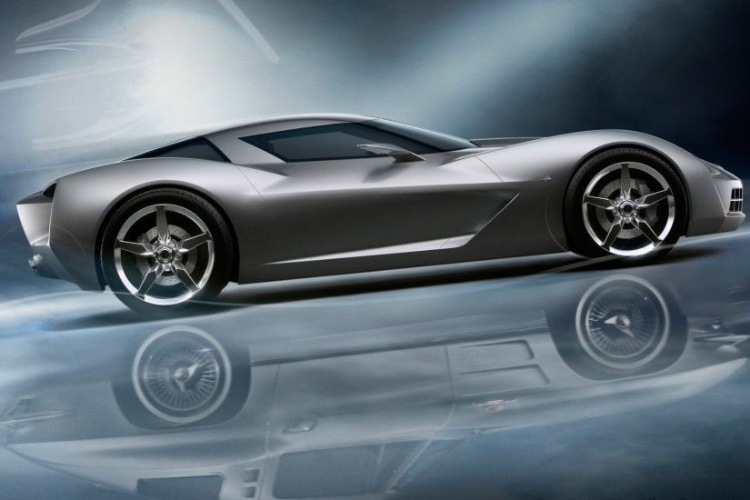 Wallpaper Chevrolet Corvette Stingray, Concept cars, HD, Automotive / Cars,  #7317