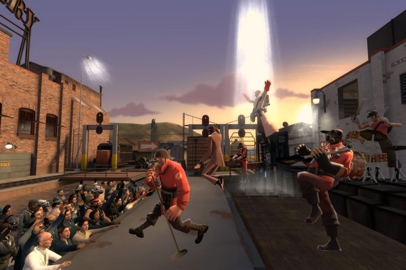 Team Fortress Wallpaper ...