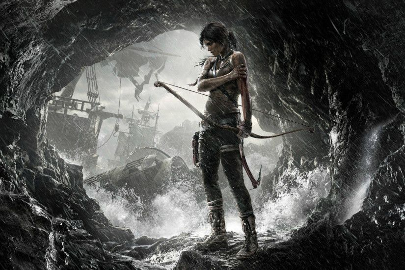 544 Tomb Raider HD Wallpapers Backgrounds Wallpaper Abyss - HD Wallpapers