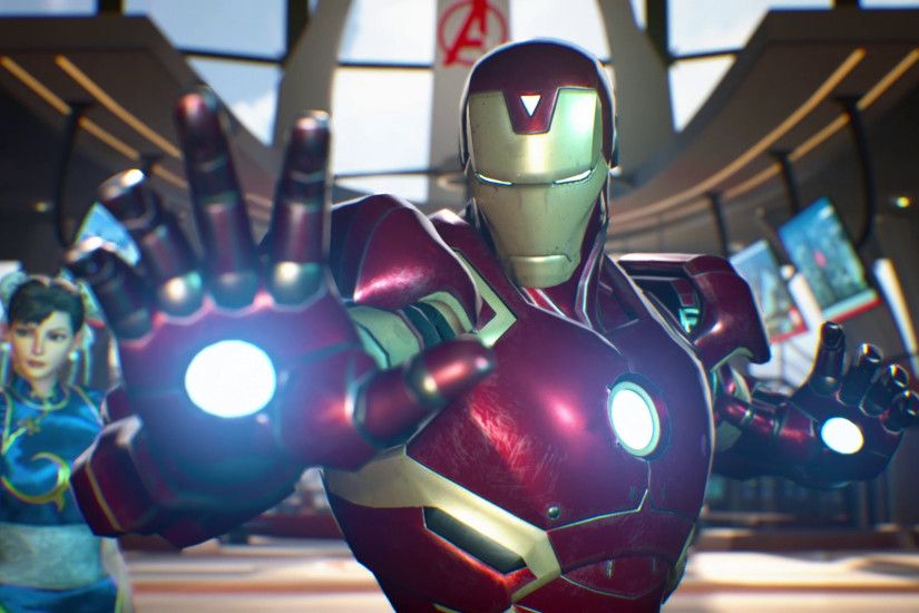 Marvel vs. Capcom: Infinite launch trailer assembles the team Marvel vs.  Capcom: Infinite launch trailer assembles the team | SYFY Wire