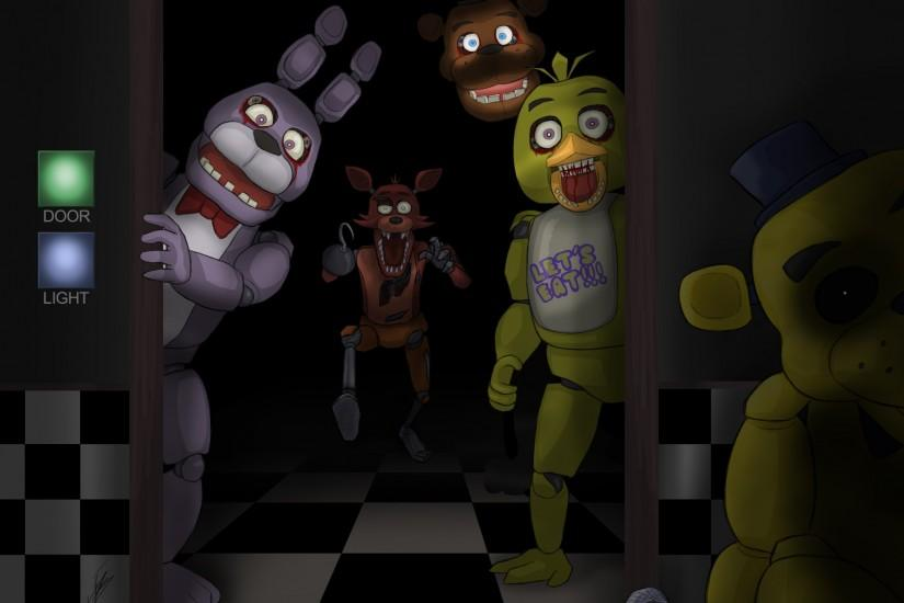 five nights at freddys wallpaper 2088x1596 download free