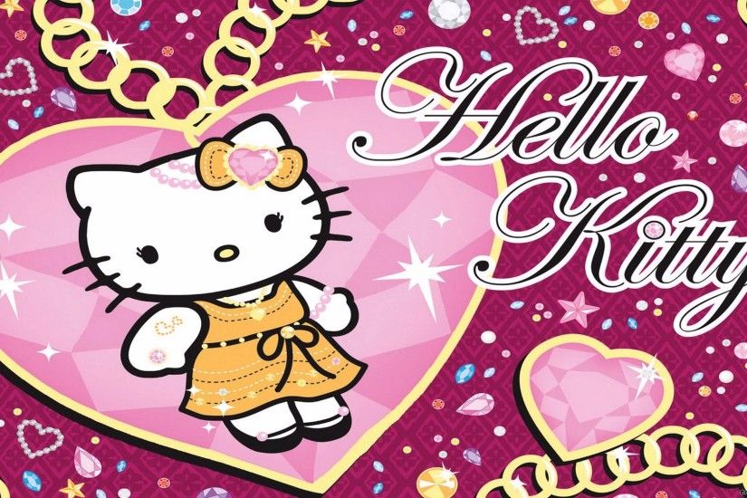 Hello Kitty wallpapers pack