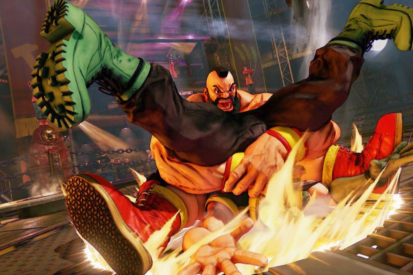 Category:Zangief's Special Attacks | Street Fighter Wiki | FANDOM powered  by Wikia