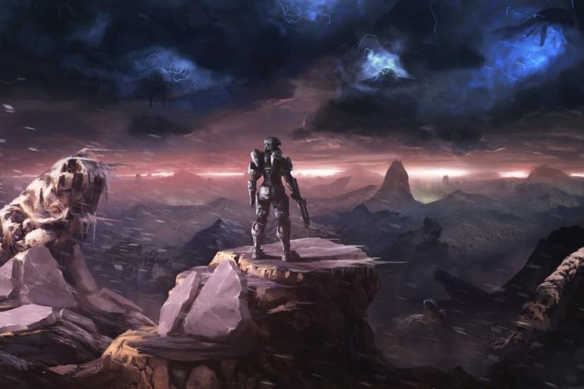 beautiful halo backgrounds 1920x1080 hd for mobile
