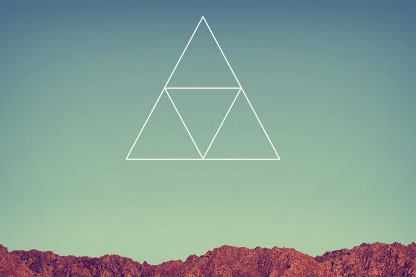 indie tumblr triangles photo wallpapers