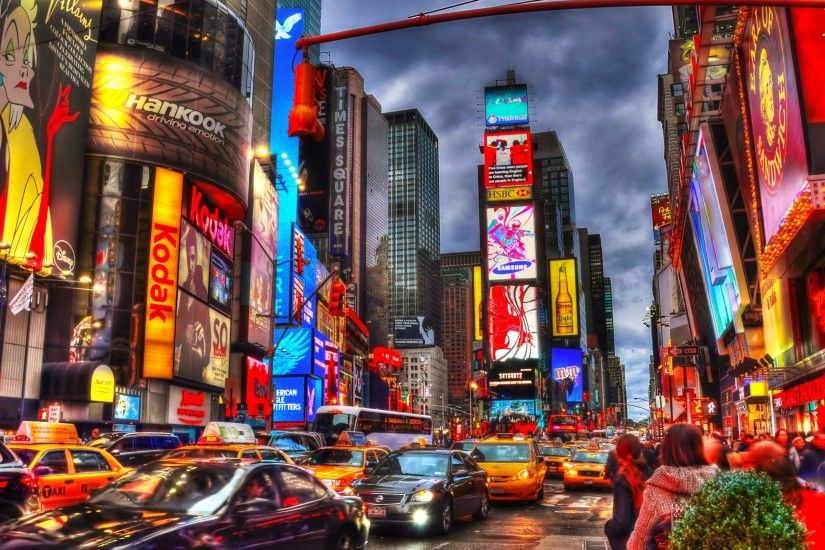 HD Wallpaper | Background ID:737617. 3840x2160 Man Made Times Square