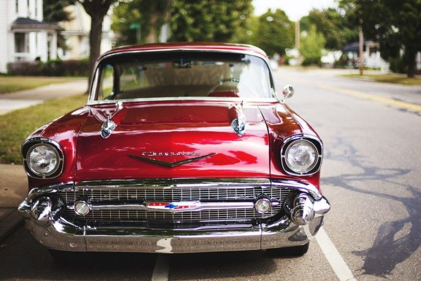 Vehicles - 1957 Chevrolet Bel Air Wallpaper