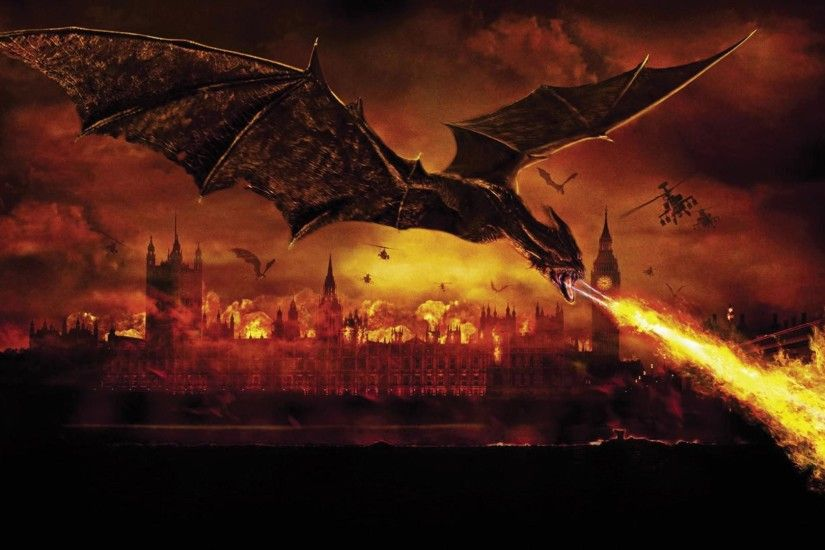 Cool Fire Dragon Wallpaper - Viewing Gallery
