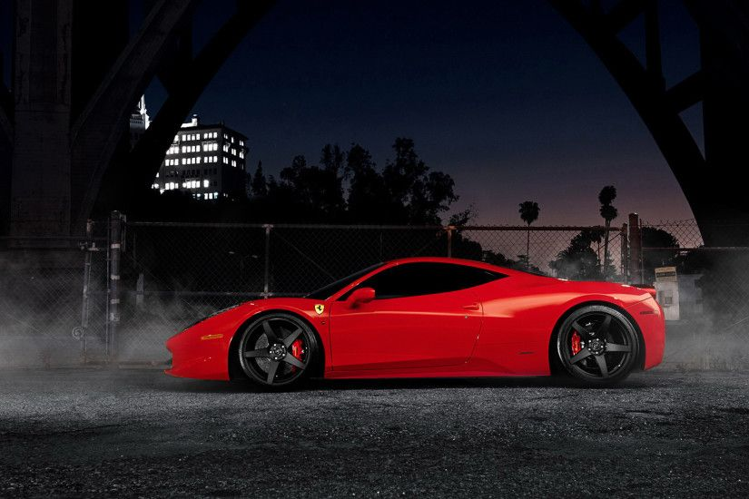 Ferrari 458 Car Wallpaper 22395