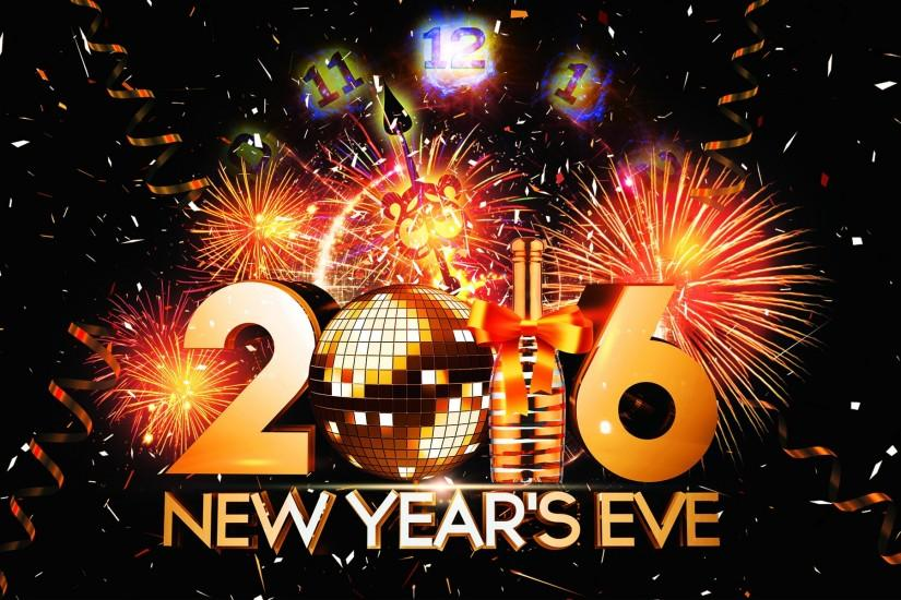 2016 New Year Eve