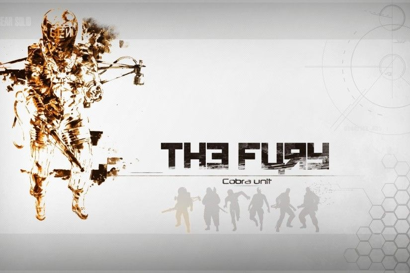The Fury, Cobra Unit, Metal Gear Solid 3: Snake Eater Wallpaper HD