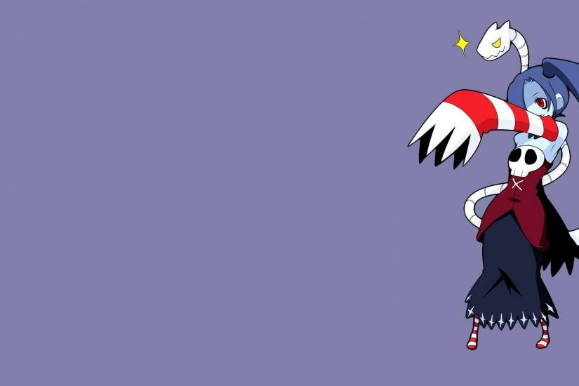 Wallpaper from Skullgirls