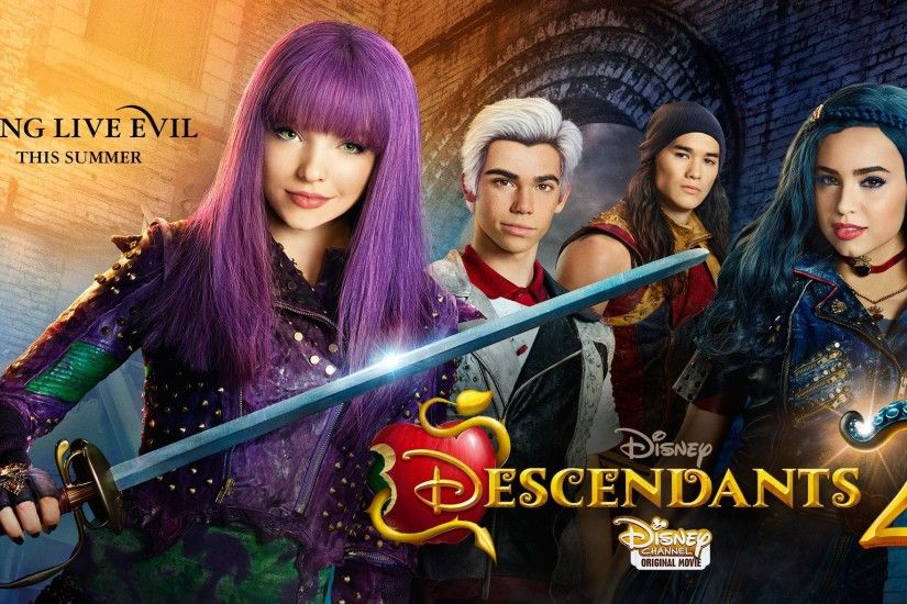 Images of Mal From Descendants 2 Wallpaper - #SC