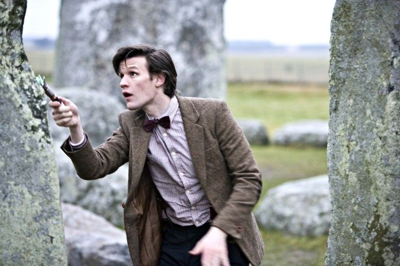 Jumping On with the Eleventh Doctor - MAJOR SPOILERS