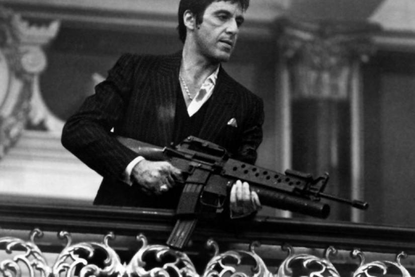 Top Scarface Picture In High Quality Goldwallpapers .