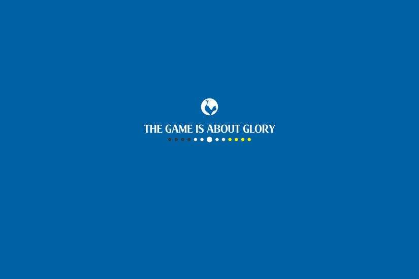 "The Game Is About Glory : simple ""Tottenham Hotspur"" wallpaper by Hamzah  Zein"