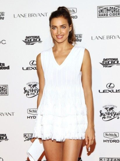 This Is What Irina Shayk Looks Like With Short Hair