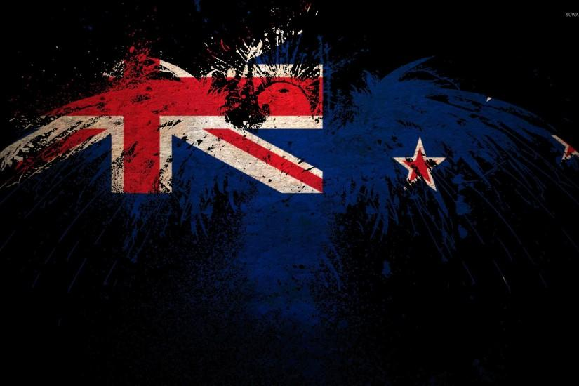 New Zealand Flag Wallpaper: New Zealand Wallpaper ·① Download Free Cool Backgrounds