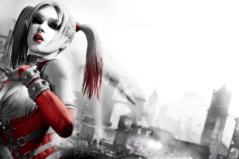 Batman Arkham City Wallpaper, Game