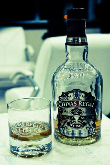 Chivas Regal Gold Signature - Chivas Regal 18 years old Whisky by .