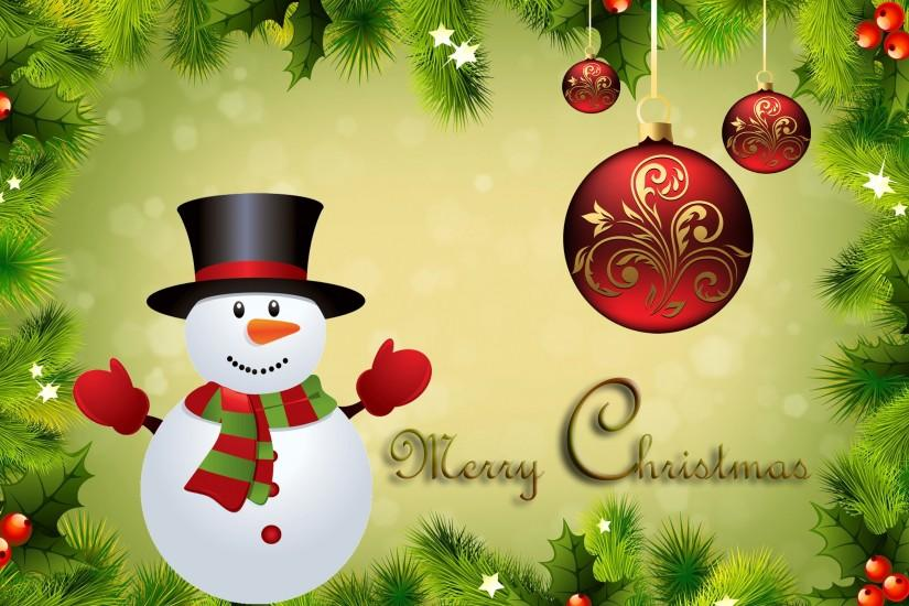 Cute Christmas Wallpapers HD.